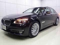 BMW740i エグゼクティブエディション 正規認定中古車