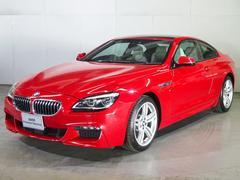 BMW640iクーペ Mスポーツ ベージュレザー