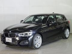 BMW118d Mスポーツ クリーンティーゼル 追突軽減
