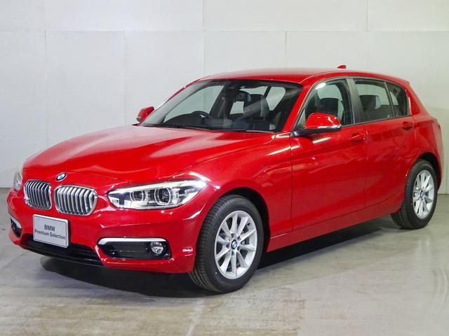 BMW 1シリーズ 118d スタイル パーキングサポートパッケー...