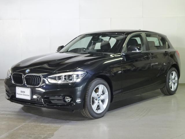 BMW 118d スポーツ パーキングサポートP
