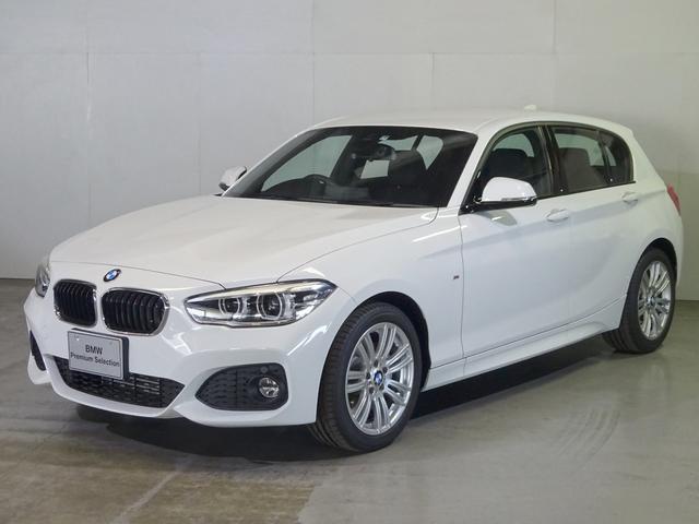 BMW 118d Mスポーツ LEDフォグ