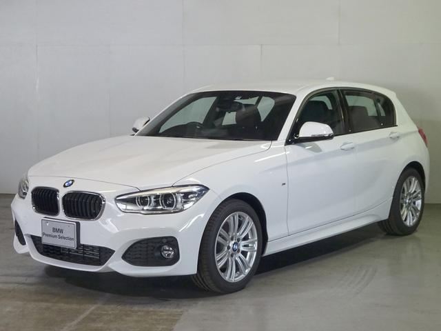 BMW 118d Mスポーツ HDDナビ バックカメラ LED