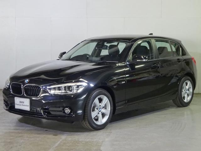 BMW 118i スポーツ デモカー