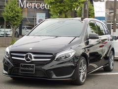 M・ベンツB250 4マチック スポーツ デモ車両 認定中古車
