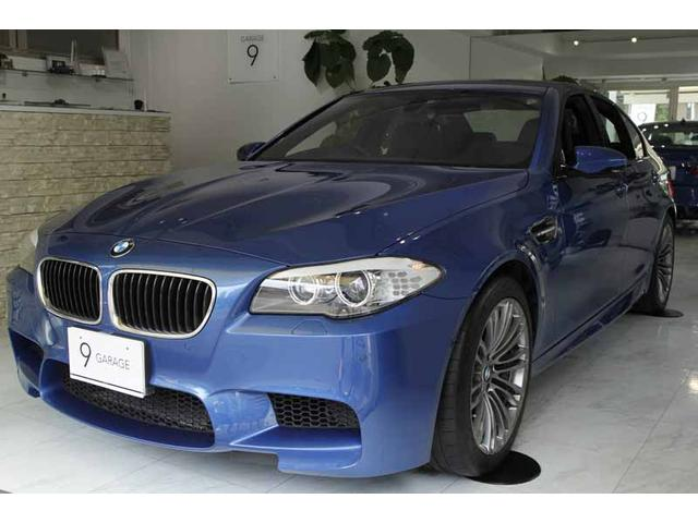 BMW M5 右H サンルーフ ワンオーナー車 禁煙 屋内保管車両