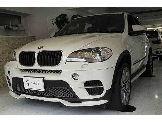 BMW xDrive35d7人乗りシートダイナミックスポーツPKG
