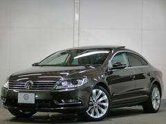 VW フォルクスワーゲンCCTSIテクノロジーP新車保証 ACC サンルーフ トリュフ革