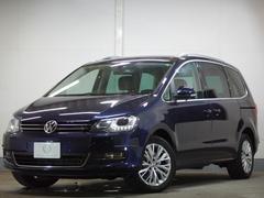 VW シャランTSIハイラインBMT 後期1オナ パークアシスト 1年保証