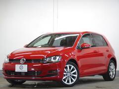 VW ゴルフTSIハイライン ディスカバナビ電格Bカメ ACC 2年保証