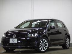 VW ゴルフTSIハイライン レザーP革ディスカバナビ ACC 2年保証