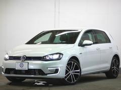 VW ゴルフGTE新車保証 PHEV DCCーP 追従ACC LEDヘッド