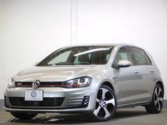 VW ゴルフGTIDCC−P 可変サス ディスカバナビ 追従クルコン 2年保証