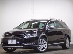 VW パサートオールトラック2.0TSI追従ACC 4WD黒革 地デジナビBカメ2年保証