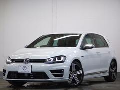 VW ゴルフRDCC 追従ACC エアロ18AW 黒革 ナビTV 2年保証