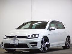 VW ゴルフRDCC 追従ACC ナビTV エアロ18AW 黒革2年保証