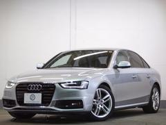 アウディ A42.0TFSIダイナミックライン 新車保証1オナ 追従ACC