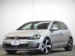 VW ゴルフGTIDCC−P 可変サス追従ACC エアロ18AWナビ 2年保証