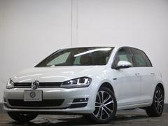 VW ゴルフエディション40 限定400台1オナ 追従ACC 2年保証