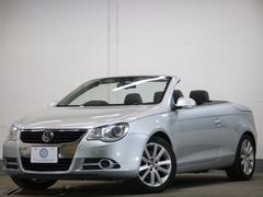 VW イオス2.0T電動OP サンR 黒革 HDDナビ 17AW2年保証