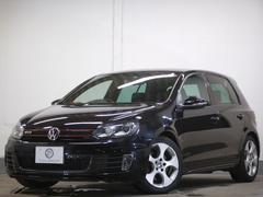 VW ゴルフGTI 黒革 専用エアロ17AW ナビTV クルコン2年保証