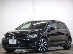 VW ゴルフTSIハイライン DCC&レザーP 追従ACC ナビ2年保証