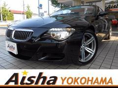 BMW M6ベースグレード M6最終型 ブラックレザーシート