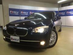BMW750i 黒レザーサンルーフナビナイトビジョン