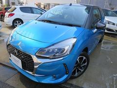 シトロエン DS3カブリオソー・パリジェンヌ新車保証継承CMPライト純正ナビ