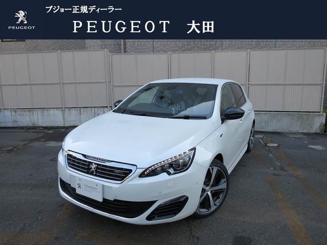 308(プジョー) GT ブルーHDi 中古車画像