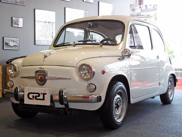 アバルト 1000 TC