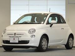 フィアット 5001.2ポップ 新車保証継承 地デジPNDナビ ETC 禁煙車