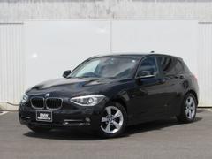 BMW116i スポーツ 認定中古車 ワンオーナー車 キセノン