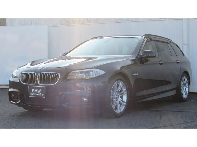 BMW 5シリーズ 528iツーリング Mスポーツ 認定中古車サン...