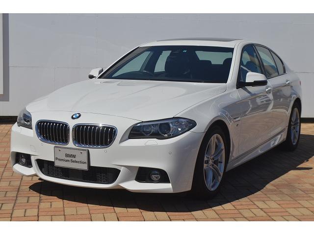 BMW 5シリーズ 523d Mスポーツ サンルーフ 元試乗車 (...