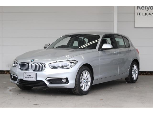 BMW 1シリーズ 118d スタイル コンフォート パーキングサ...