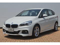 BMW218dアクティブツアラー Mスポーツ 認定中古車