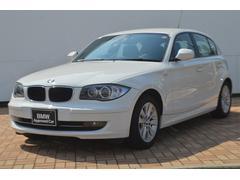 BMW116i 認定中古車 禁煙車 社外ナビ 社外ETC キセノン