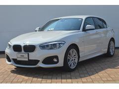 BMW118i Mスポーツ 認定中古車 インテリジェントセーフティ