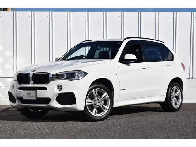 BMW X5 xDrive 35i Mスポーツ  認定中古車 (車...