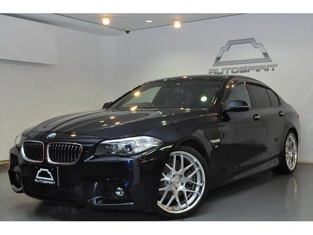 BMW 5シリーズ 523d Mス...