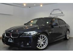 BMW523d Mスポーツ SSR20インチAW