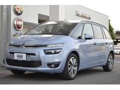 シトロエン グランドC4 ピカソエクスクルーシブ 1オーナー車 新車保証継承
