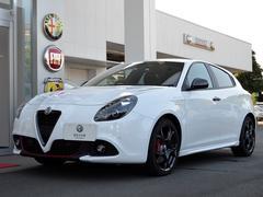 アルファロメオ ジュリエッタヴェローチェ 1オーナー車 新車保証継承 バックカメラ ナビ