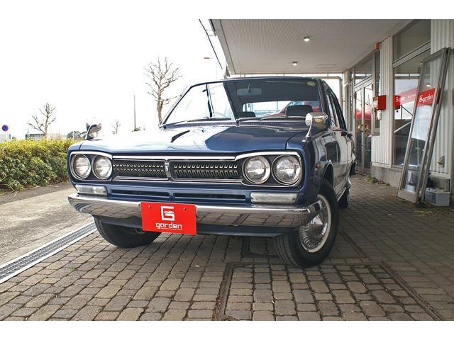 日産 1500デラックス フルオリジナル ベンチシート