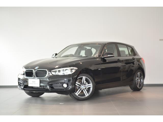 BMW 1シリーズ 120i スポーツ アドバンスドパーキングサポ...