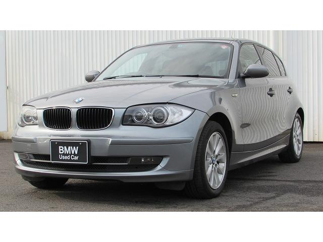 BMW 1シリーズ 116i 認定中古車 社外ナビ ワンセグ キセ...