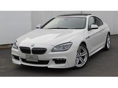 BMW640iクーペ Mスポーツ 認定中古車 サンルーフ