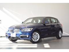 BMW118d スタイル パーキングサポートPKG 純正HDDナビ