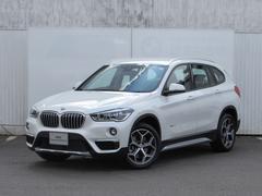 BMW X1xDrive 25i xライン ACC デモカー使用車